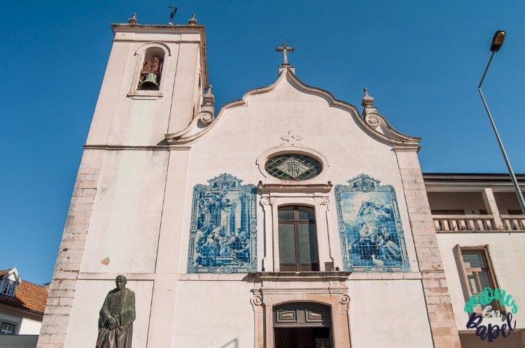 Iglesia de Nossa Senhora da Apresentação. Qué ver en Aveiro