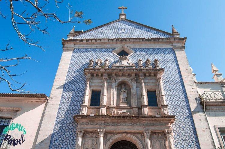 Iglesia de la Misericordia. Qué ver en Aveiro en un día