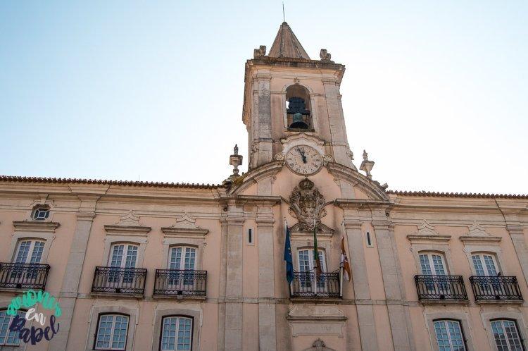 Qué ver en Aveiro. Ayuntamiento