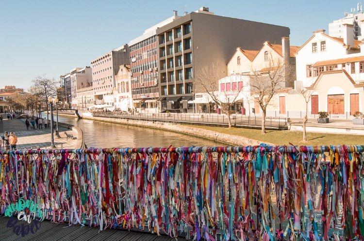 Ponte Laços de Amizade - Qué ver en Aveiro en un día