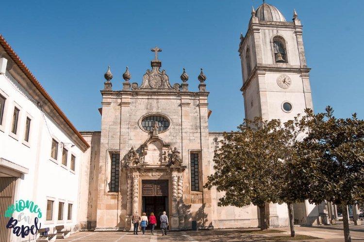 Qué ver en Aveiro en un día: Catedral de Aveiro