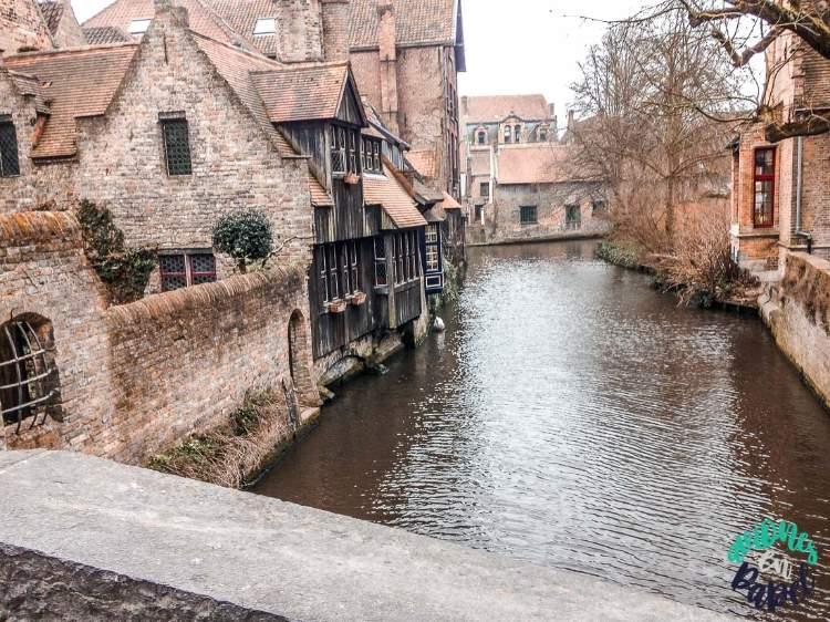Qué ver y hacer en Brujas en 1 o 2 días: Puente de San Bonifacio
