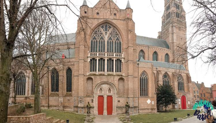 Qué ver y hacer en Brujas en 1 o 2 días: Catedral