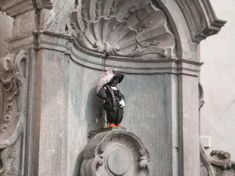 Manneken Pis: Qué ver y hacer en Bruselas en 2 días