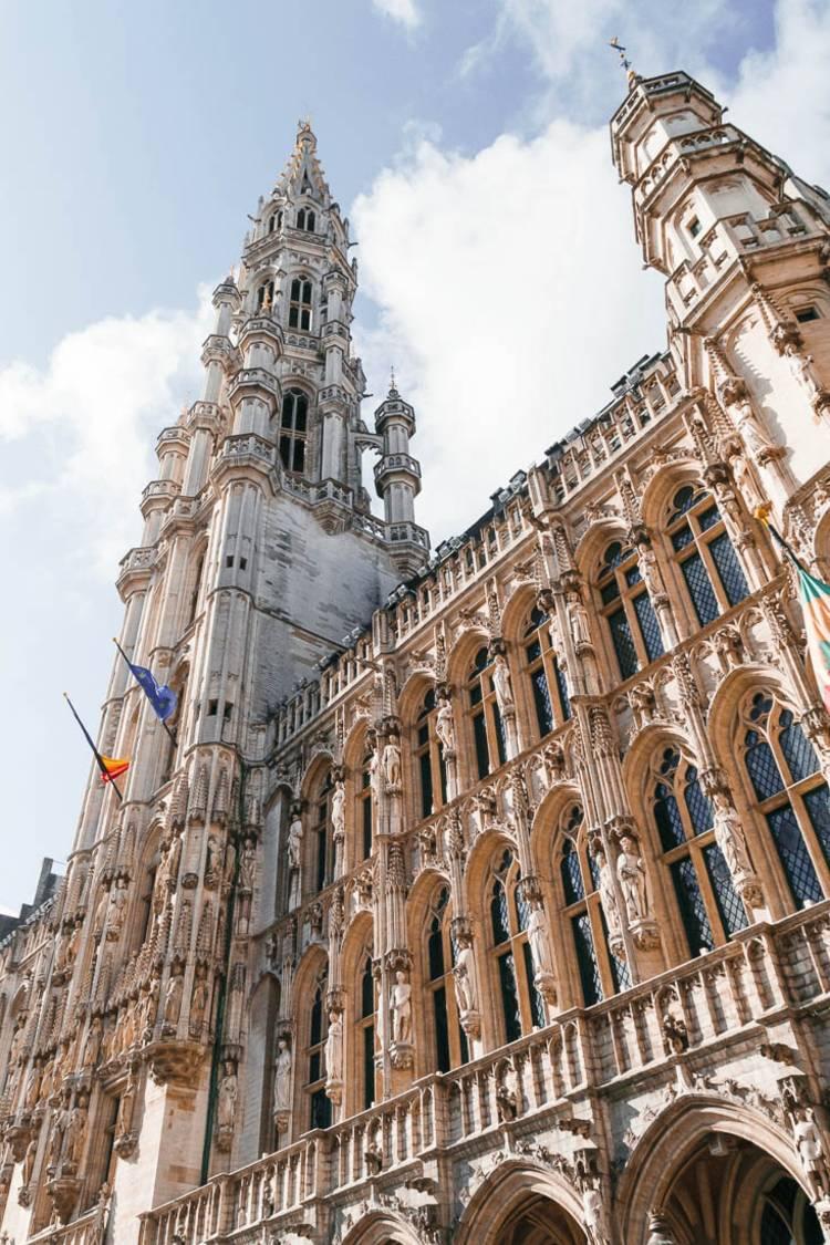 Qué ver y hacer en Bruselas en 2 días: Ayuntamiento