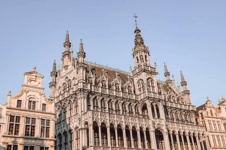 Qué ver y hacer en Bruselas en 2 días: Casa du Roi