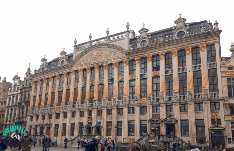 Qué ver y hacer en Bruselas en 2 días: Maison des Ducs Brabant
