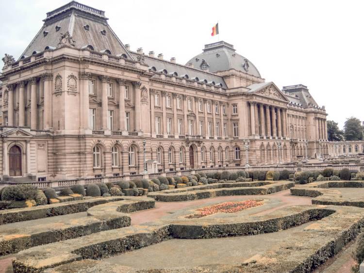 Qué ver y hacer en Bruselas en 2 días: Palacio Palais Royal