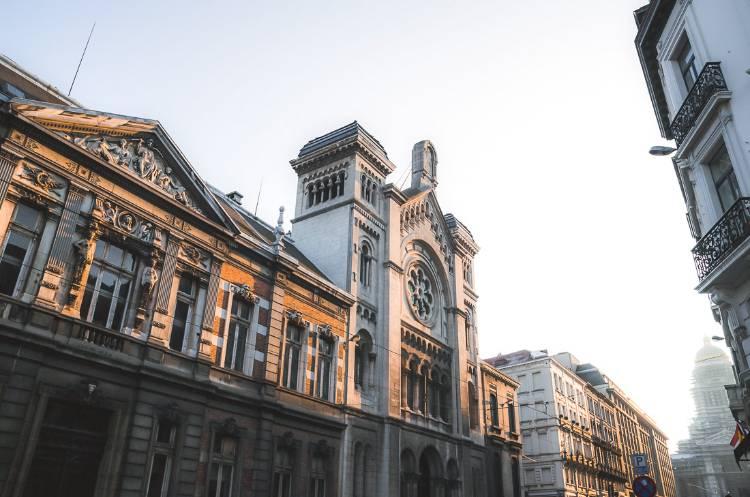 Qué ver y hacer en Bruselas en 2 días: Gran Sinagoga