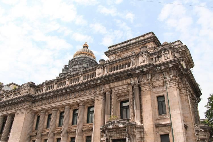 Qué ver y hacer en Bruselas en 2 días: Palacio de Justicia
