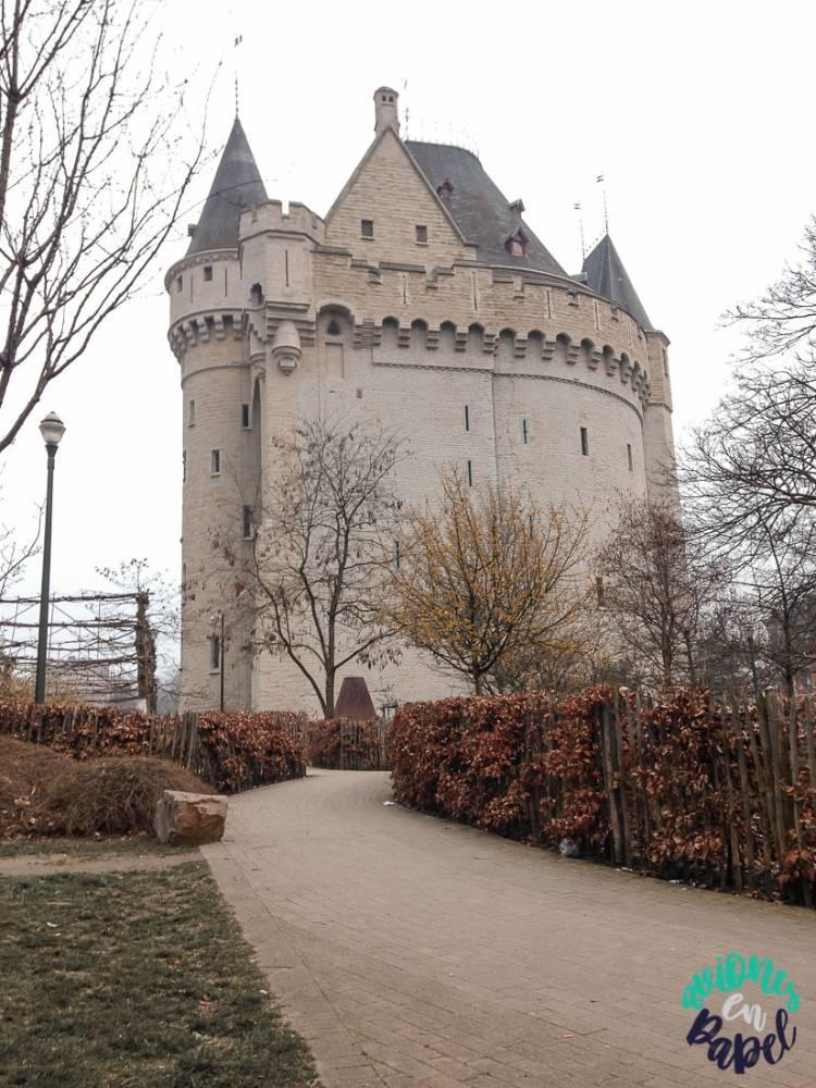 Hallepoort (Porte de Hal). Qué ver y hacer en Bruselas en 2 días