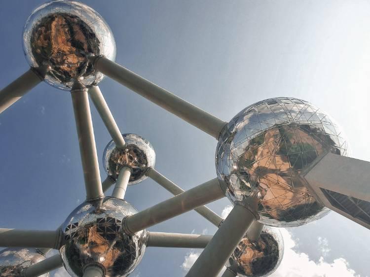 Qué ver y hacer en Bruselas en 2 días: Atomium