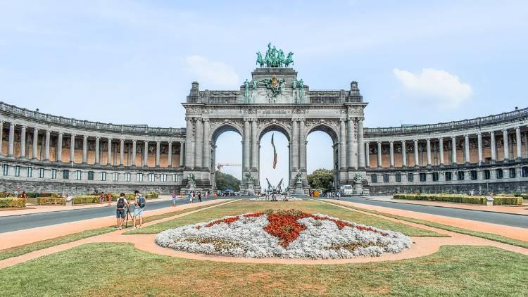 Palacio del Cincuentenario. Qué ver y hacer en Bruselas en 2 días