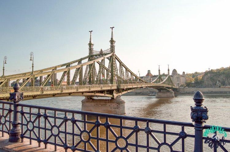 Puente de la Libertad, Budapest