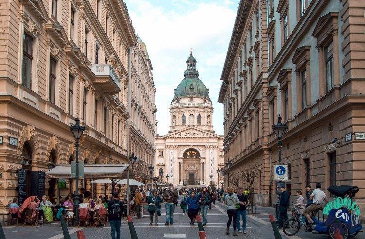 Qué ver y hacer en Budapest en 4 días: Basílica de San Esteban