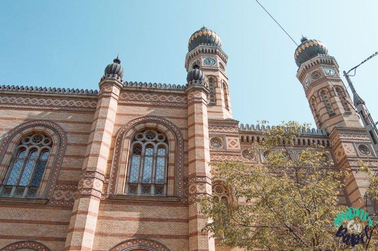 Gran Sinagoga - Qué ver y hacer en Budapest en 4 días