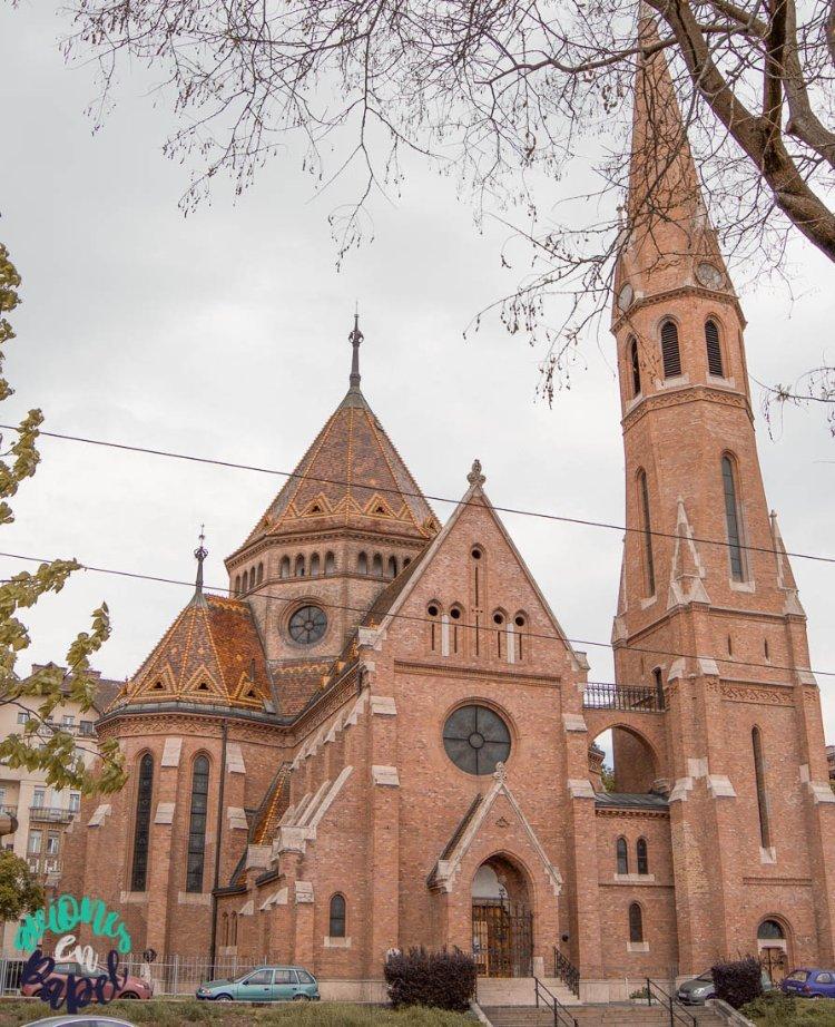 Qué ver y hacer en Budapest en 4 días - Iglesia Reformista Calvinista
