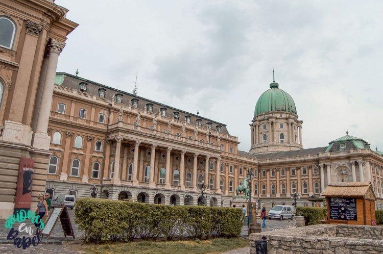 Qué ver y hacer en Budapest en 4 días - Castillo de Buda
