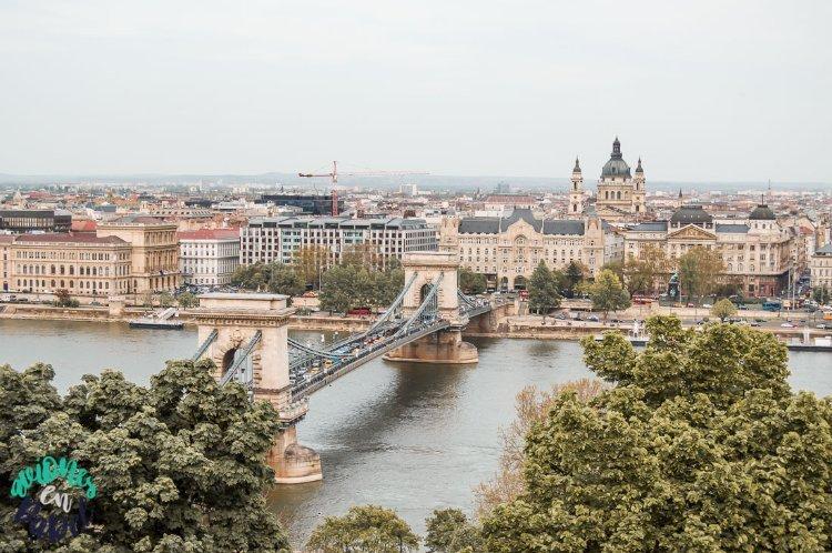 Qué ver y hacer en Budapest en 4 días - Mirador del Castillo de Buda