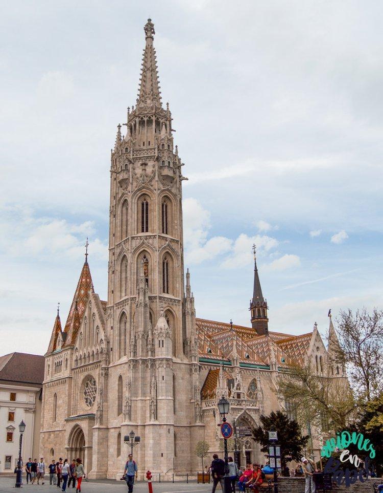 Iglesia de Matías: Qué ver y hacer en Budapest en 4 días