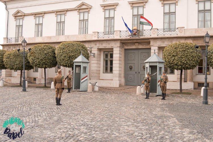 Palacio Sándor, Budapest