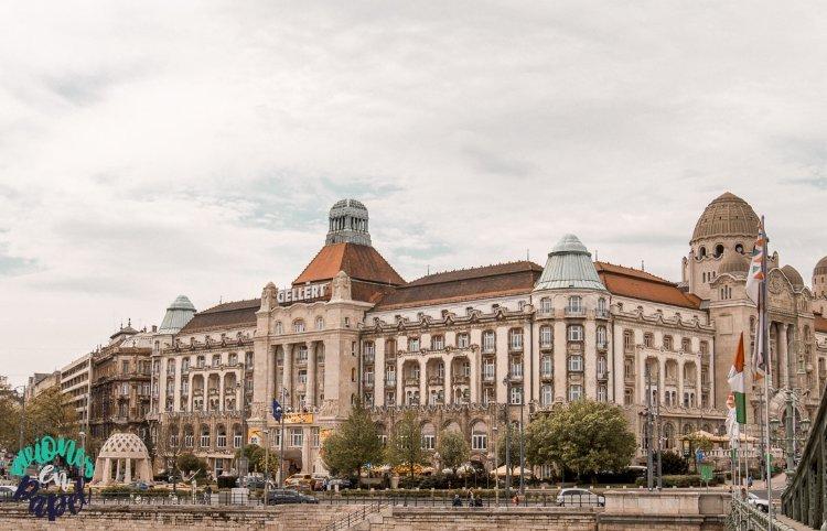 Qué ver y hacer en Budapest en 4 días: Balneario Gellért