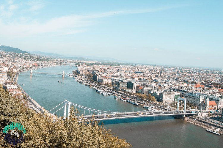 Mirador del Monte Gellért: Qué ver y hacer en Budapest en 4 días