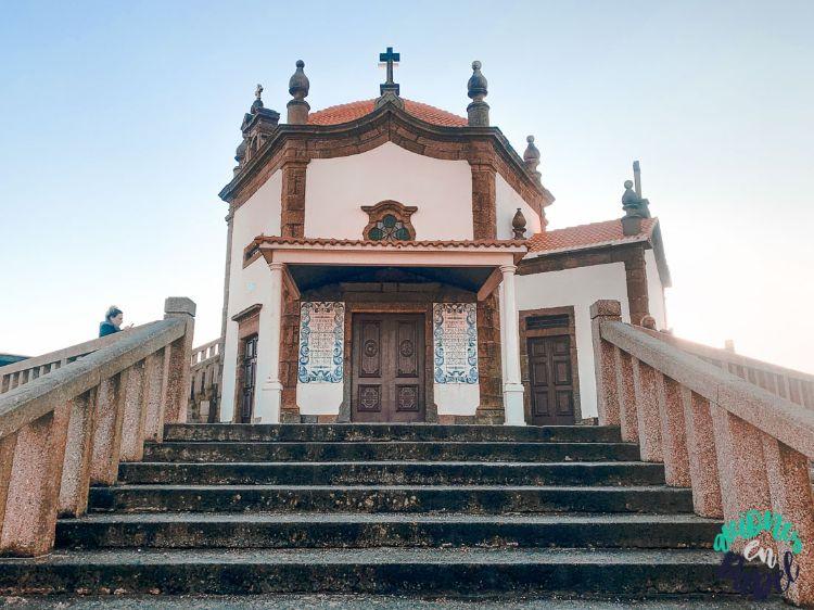 Capela del Senhor da Pedra. Visita desde Oporto