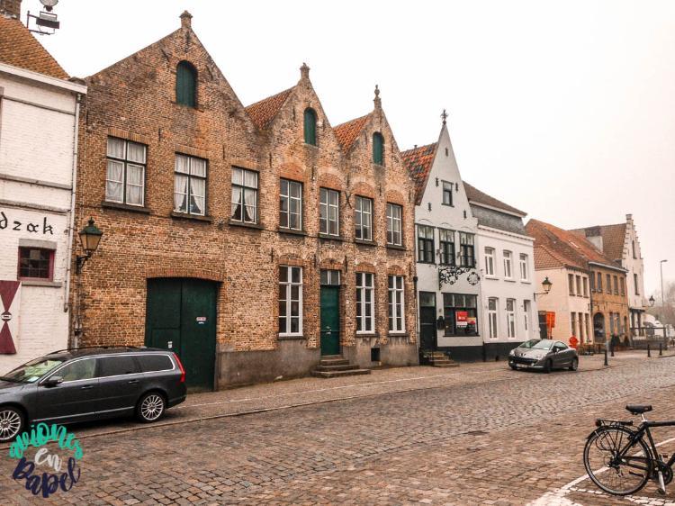 Casas y arquitectura en Damme