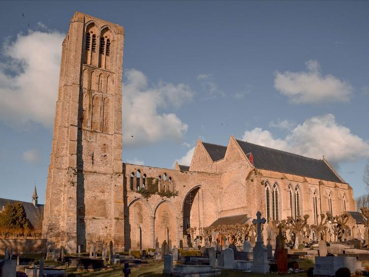 Iglesia Nuestra Señora de Damme. Excursión a Damme desde Brujas