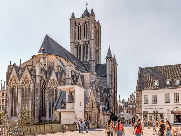 Qué ver y hacer en Gante en un día: Iglesia de San Nicolás