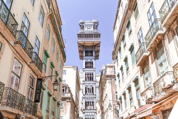 Elevador de Santa Justa - Qué ver y hacer en Lisboa en 3 días