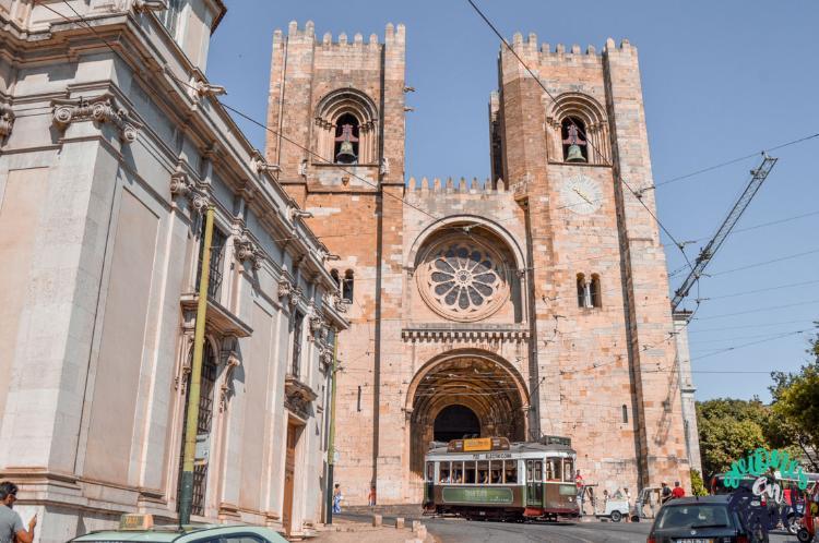 Catedral de la Sé. Qué ver y hacer en Lisboa en 3 días