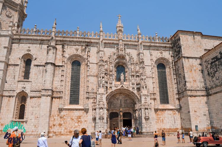 Qué ver y hacer en Lisboa en 3 días. Monasterio de los Jerónimos
