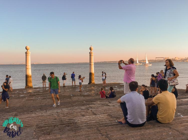 Muelle del Rosario, Lisboa