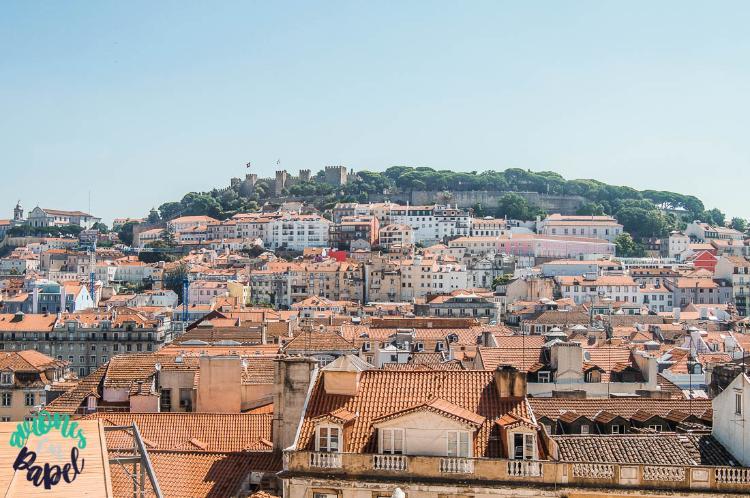 Mirador de San Pedro de Alcántara, Lisboa
