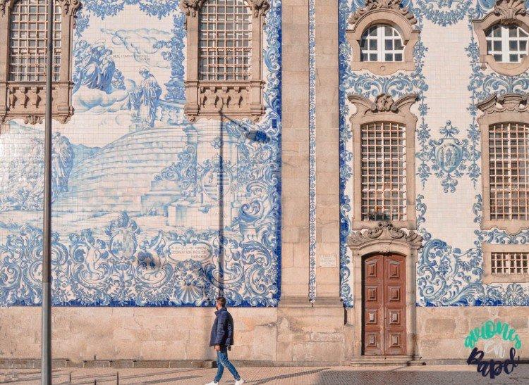 Qué ver y hacer en Oporto en 3 días: Iglesia del Carmen