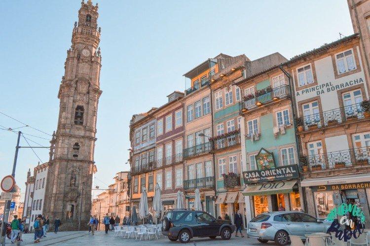 Torre de los Clérigos: Qué ver y hacer en Oporto en 3 días