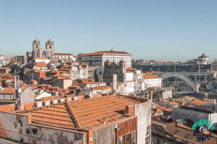 Qué ver y hacer en Oporto en 3 días - Miradouro da Vitoria