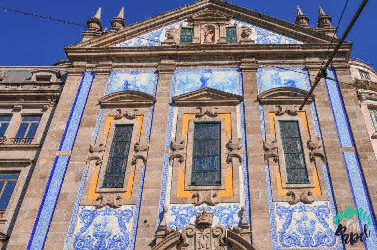 Iglesia de los Congregados - Qué ver y hacer en Oporto en 3 días
