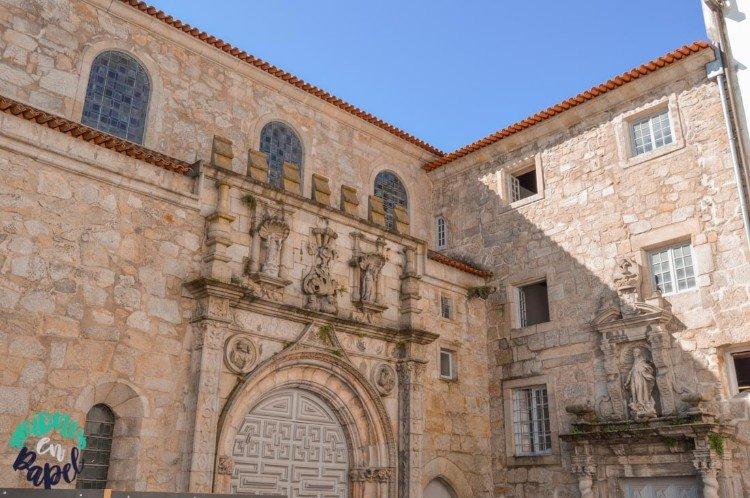 Iglesia de Santa Clara, Oporto
