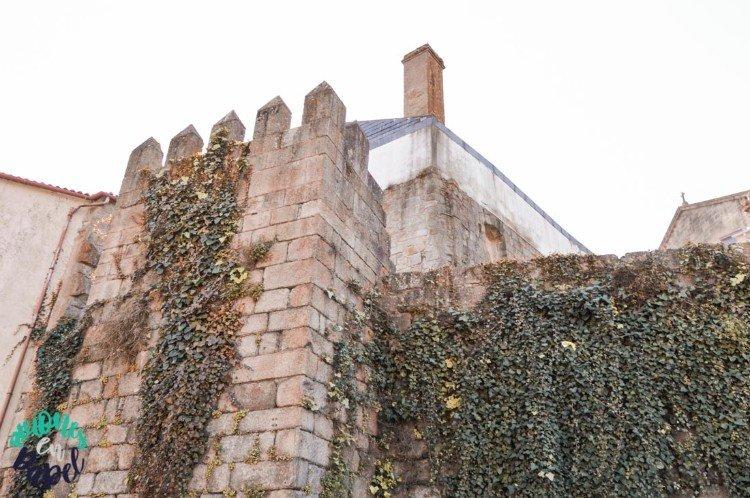 Muralla Primitiva de la Ciudad - Qué ver y hacer en Oporto en 3 días