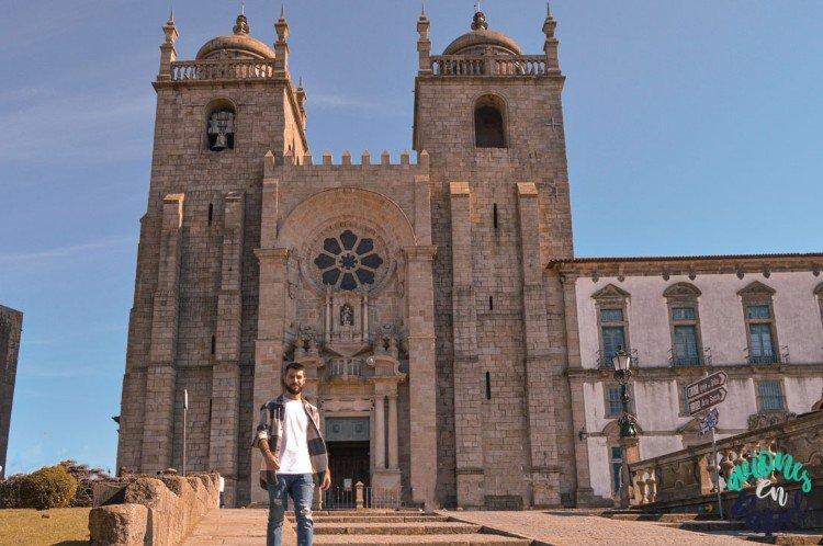 Qué ver y hacer en Oporto en 3 días: Catedral de la Sé