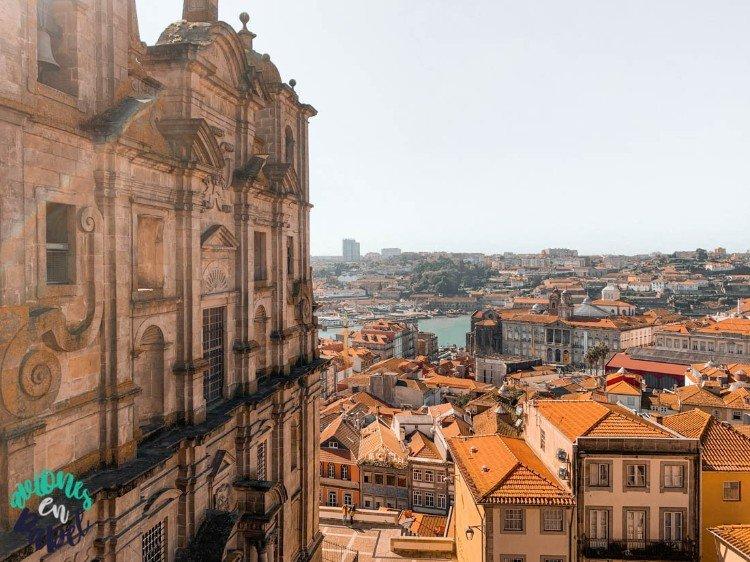 Iglesia de San Lorenzo de Grilos. Qué ver y hacer en Oporto en 3 días