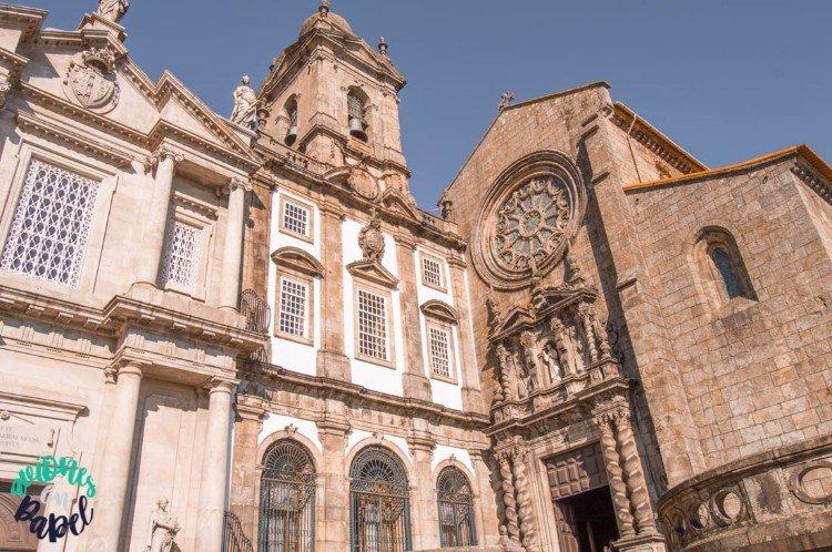 Qué ver y hacer en Oporto en 3 días: Iglesia de San Francisco