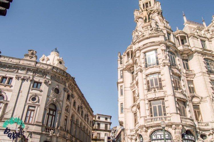 Qué ver y hacer en Oporto en 3 días - Avenida de los Aliados