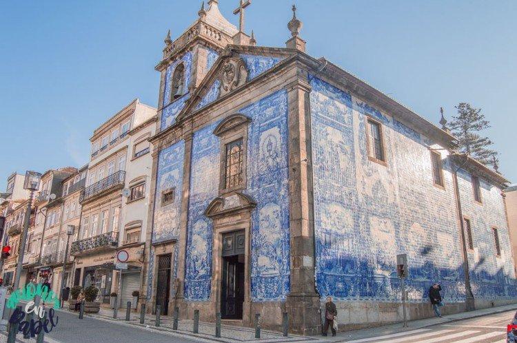 Capilla de Las Almas: Qué ver y hacer en Oporto en 3 días