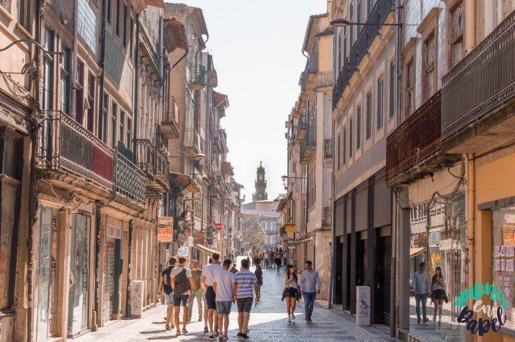 Rua da Cedofeita, Oporto