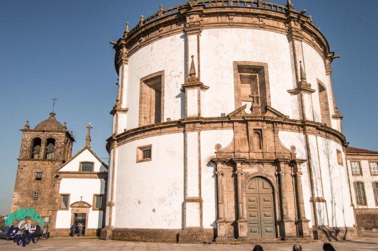 Monasterio de la Sierra del Pilar. Qué ver y hacer en Oporto en 3 días
