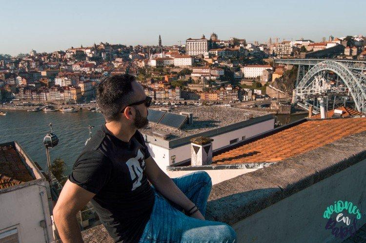 Qué ver y hacer en Oporto en 3 días - Jardim do Morro